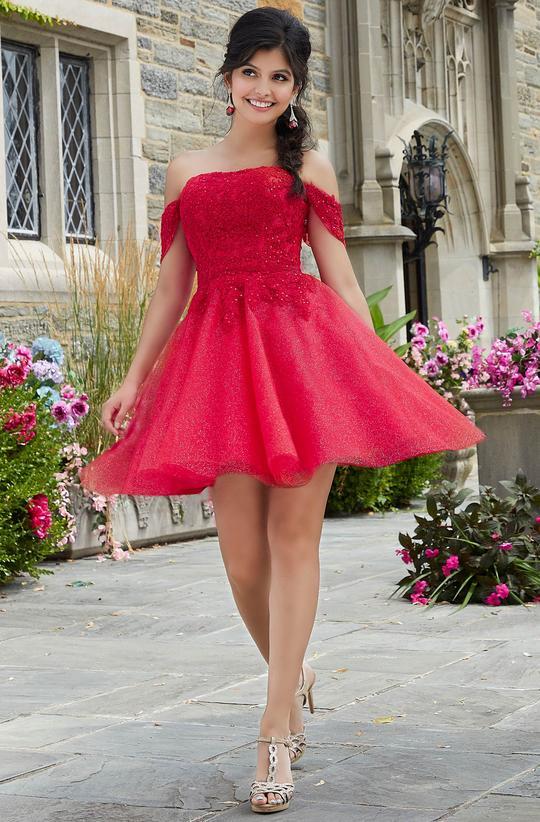 Bead-Embellished-Short-A-Line-Dresses-by-Mori-Lee