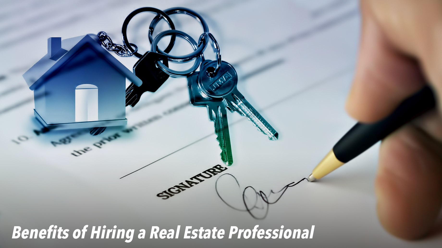 Benefits of Hiring a Real Estate Professional