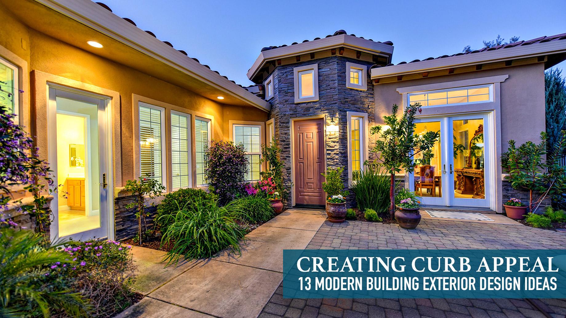 Creating Curb Appeal 13 Modern Building Exterior Design Ideas The Pinnacle List