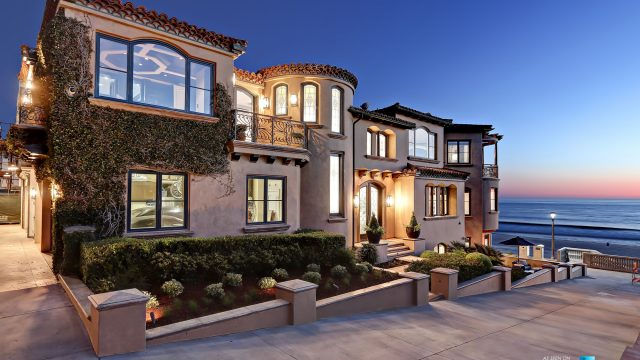 Luxury Real Estate - 1920 The Strand, Manhattan Beach, CA, USA