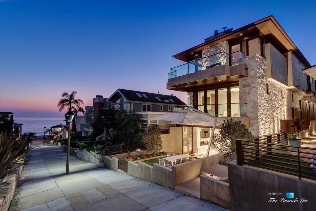 205 20th Street, Manhattan Beach, CA, USA - Luxury Real Estate - Ocean View Home