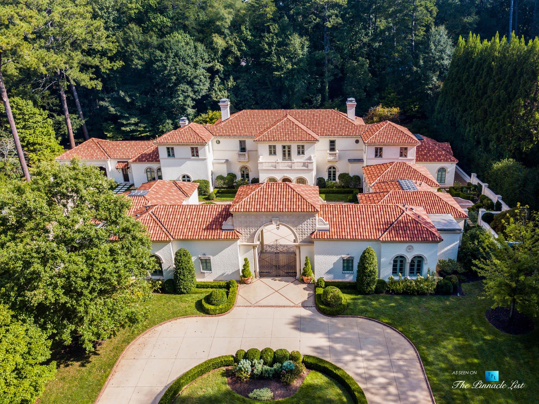 439 Blackland Rd NW, Atlanta, GA, USA - Luxury Real Estate - Berndsen Custom Mansion Home