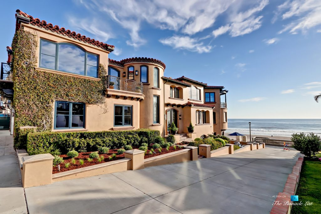 Luxury Real Estate - 1920 The Strand, Manhattan Beach, CA, USA - Front