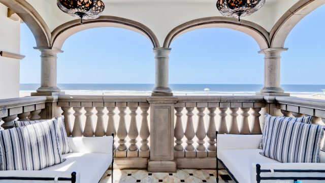 Luxury Real Estate - 2806 The Strand, Hermosa Beach, CA, USA - Master Balcony