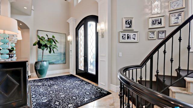 Luxury Real Estate - 1920 The Strand, Manhattan Beach, CA, USA - Foyer