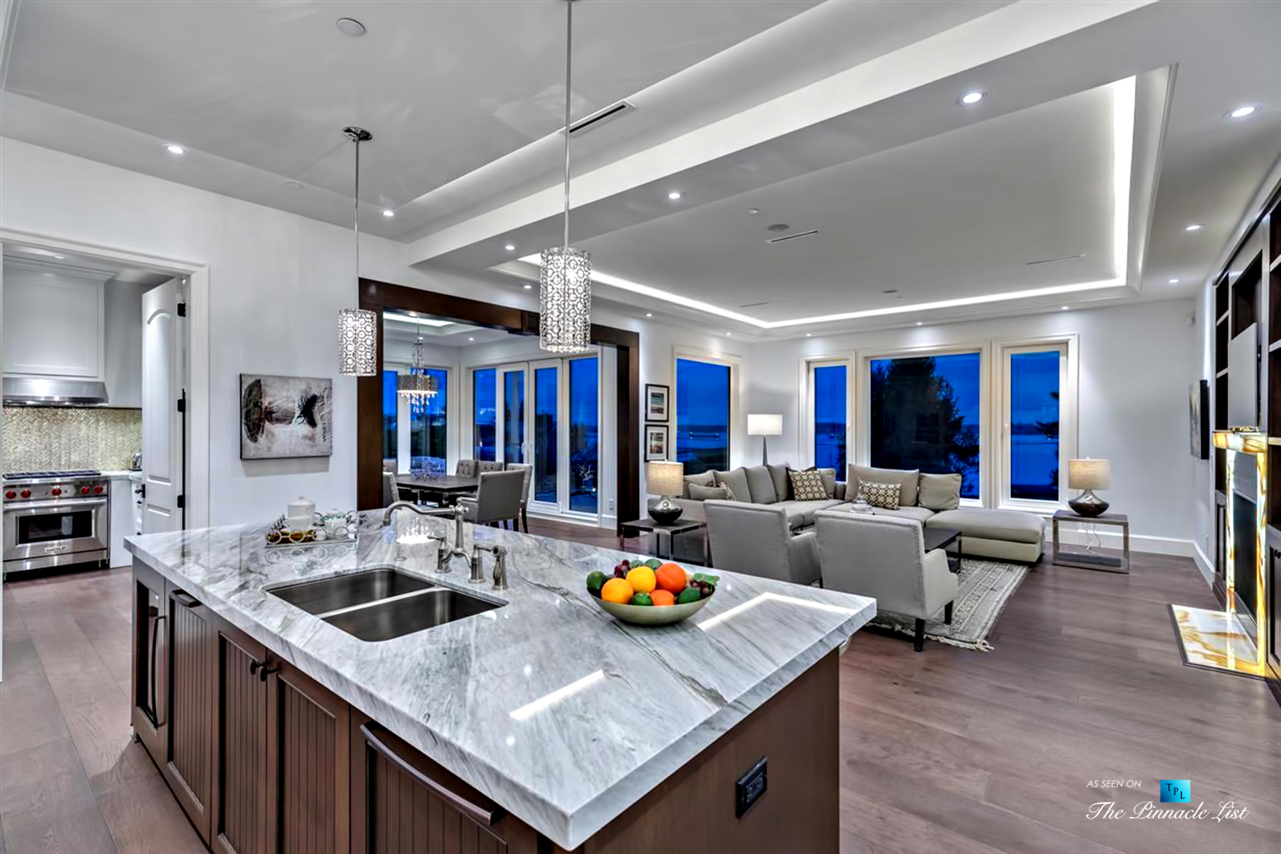 Luxury Real Estate - 3330 Craigend Road, West Vancouver, BC, Canada