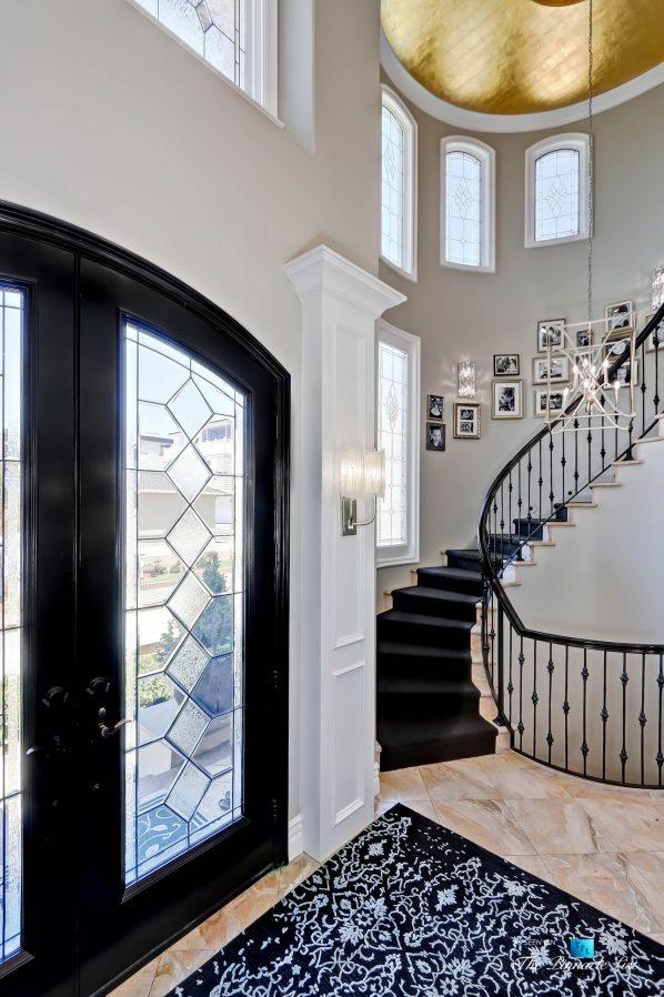 Luxury Real Estate - 1920 The Strand, Manhattan Beach, CA, USA - Foyer Stairs