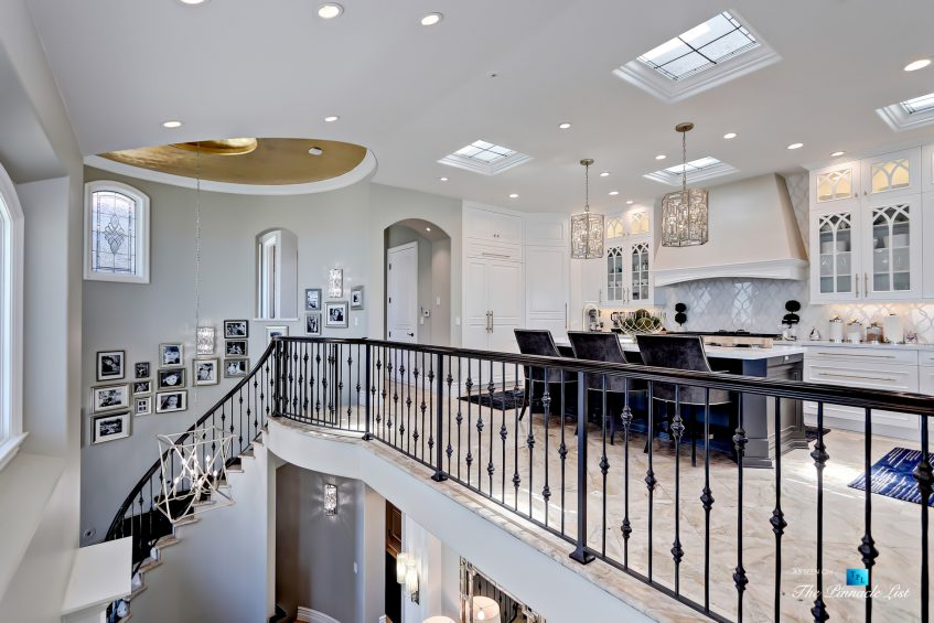 Luxury Real Estate - 1920 The Strand, Manhattan Beach, CA, USA - Stairs Kitchen