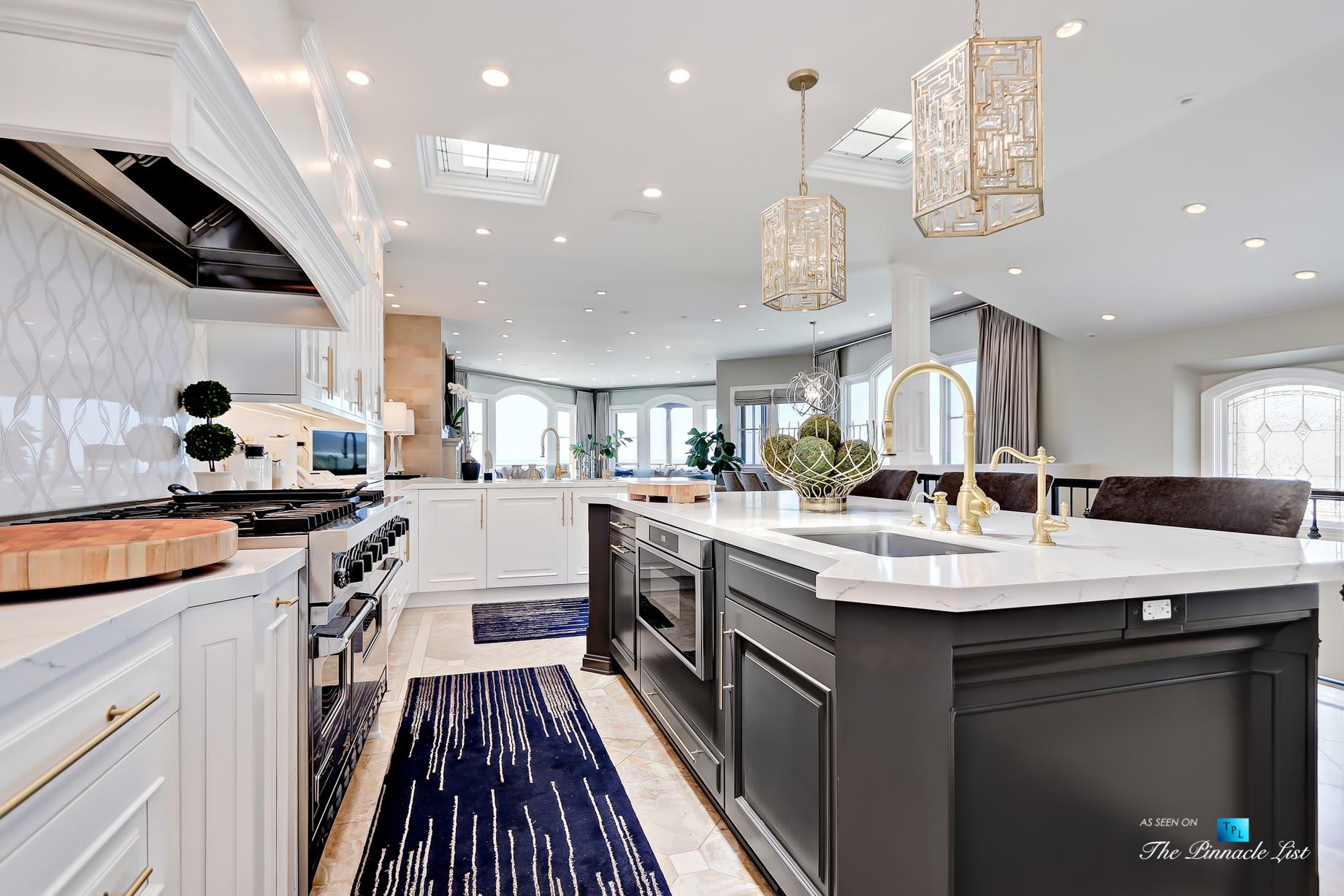 Luxury Real Estate – 1920 The Strand, Manhattan Beach, CA, USA – Kitchen