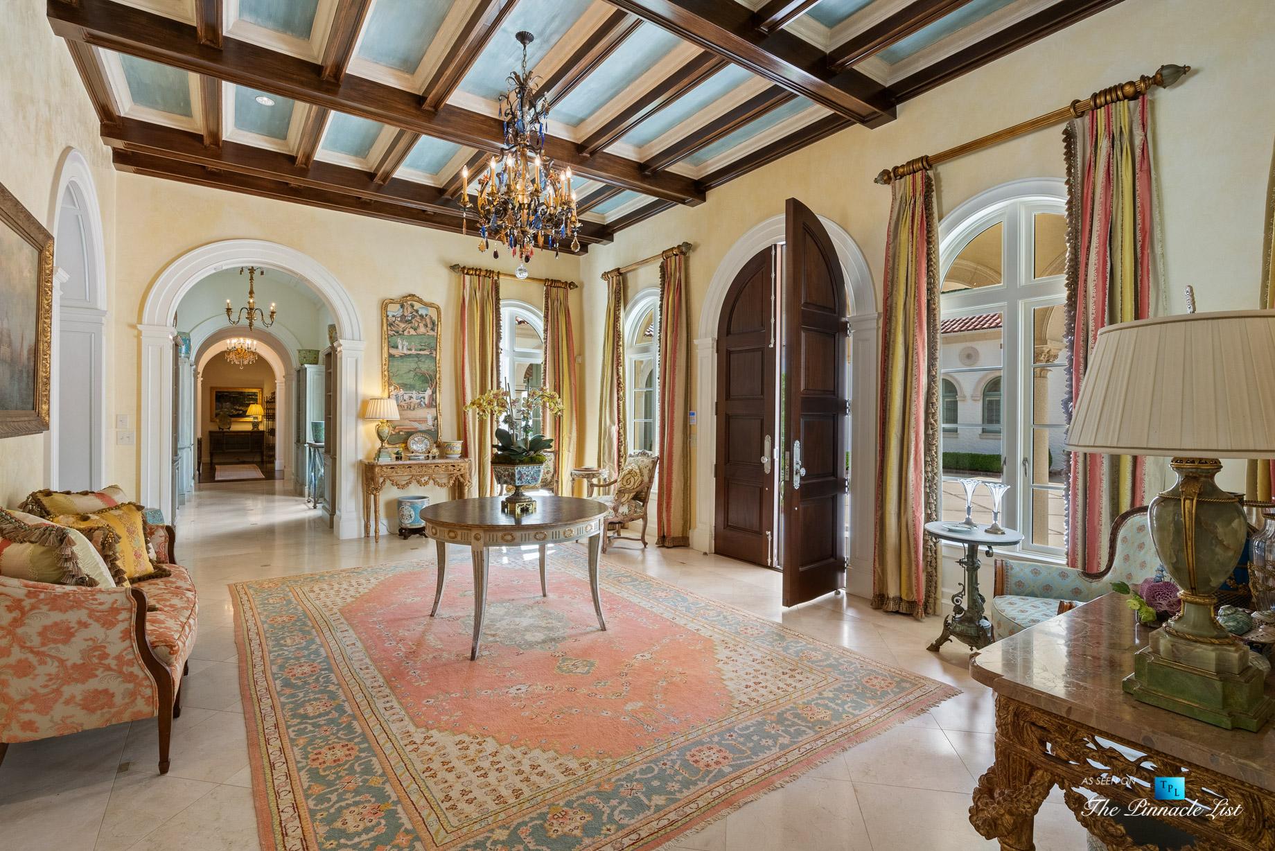 439 Blackland Rd NW, Atlanta, GA, USA – Sitting Area – Luxury Real Estate – Tuxedo Park Mediterranean Mansion Home