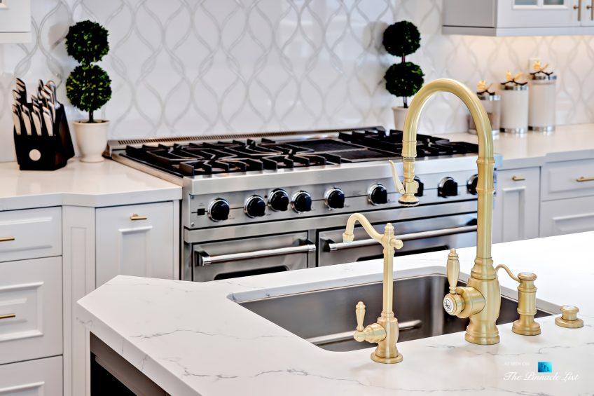 Luxury Real Estate - 1920 The Strand, Manhattan Beach, CA, USA - Kitchen Faucet