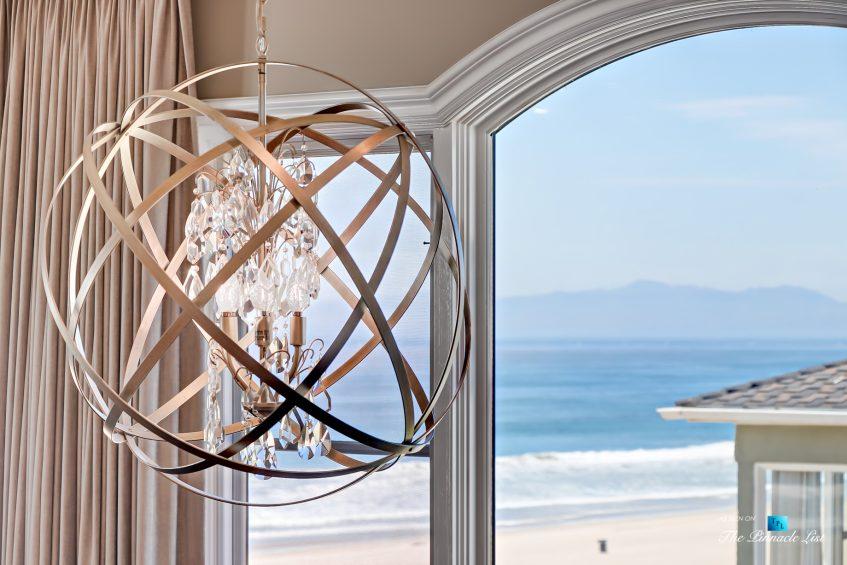 Luxury Real Estate - 1920 The Strand, Manhattan Beach, CA, USA - Dining Room Ceiling Light