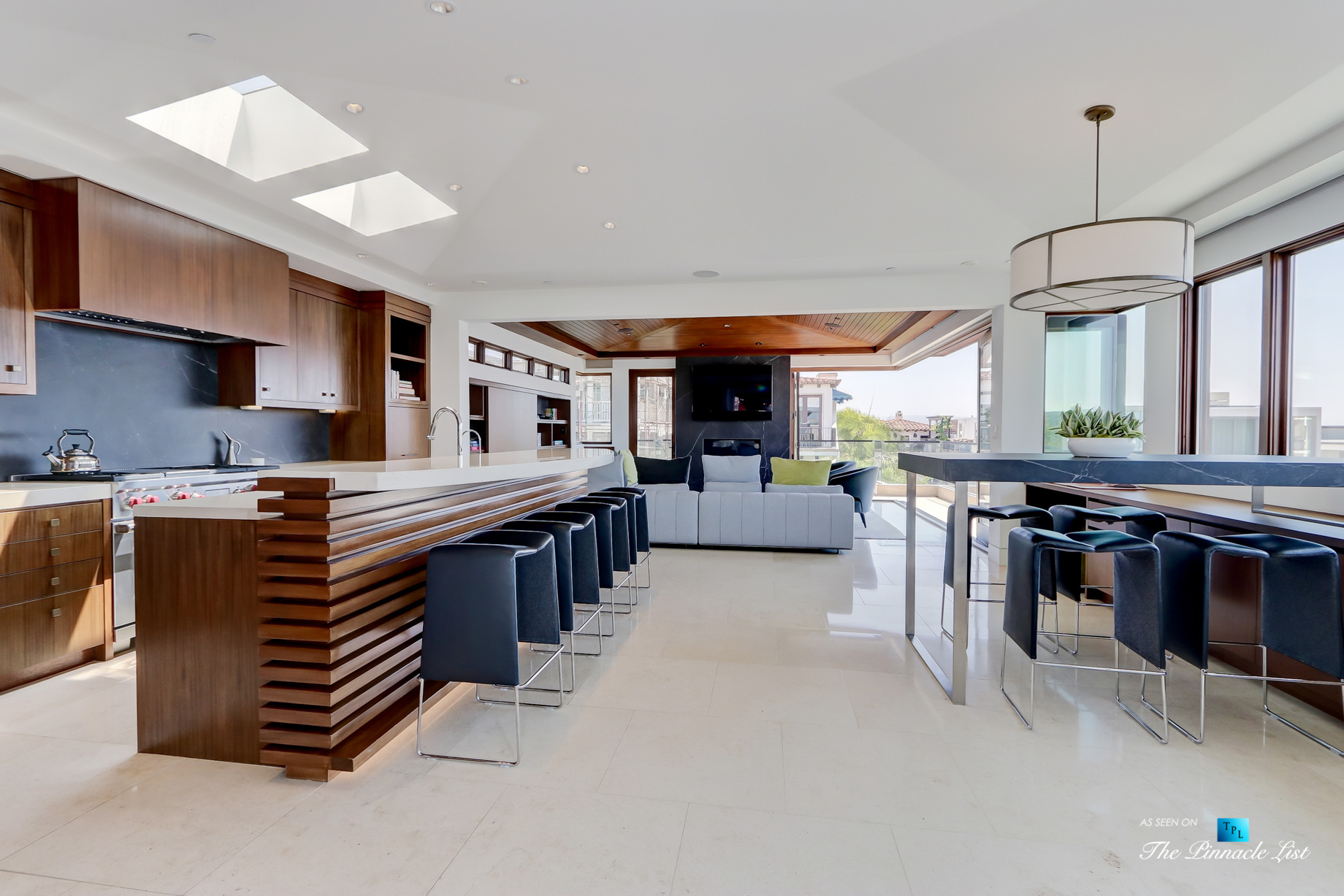 205 20th Street, Manhattan Beach, CA, USA - Kitchen - Luxury Real Estate - Ocean View Home