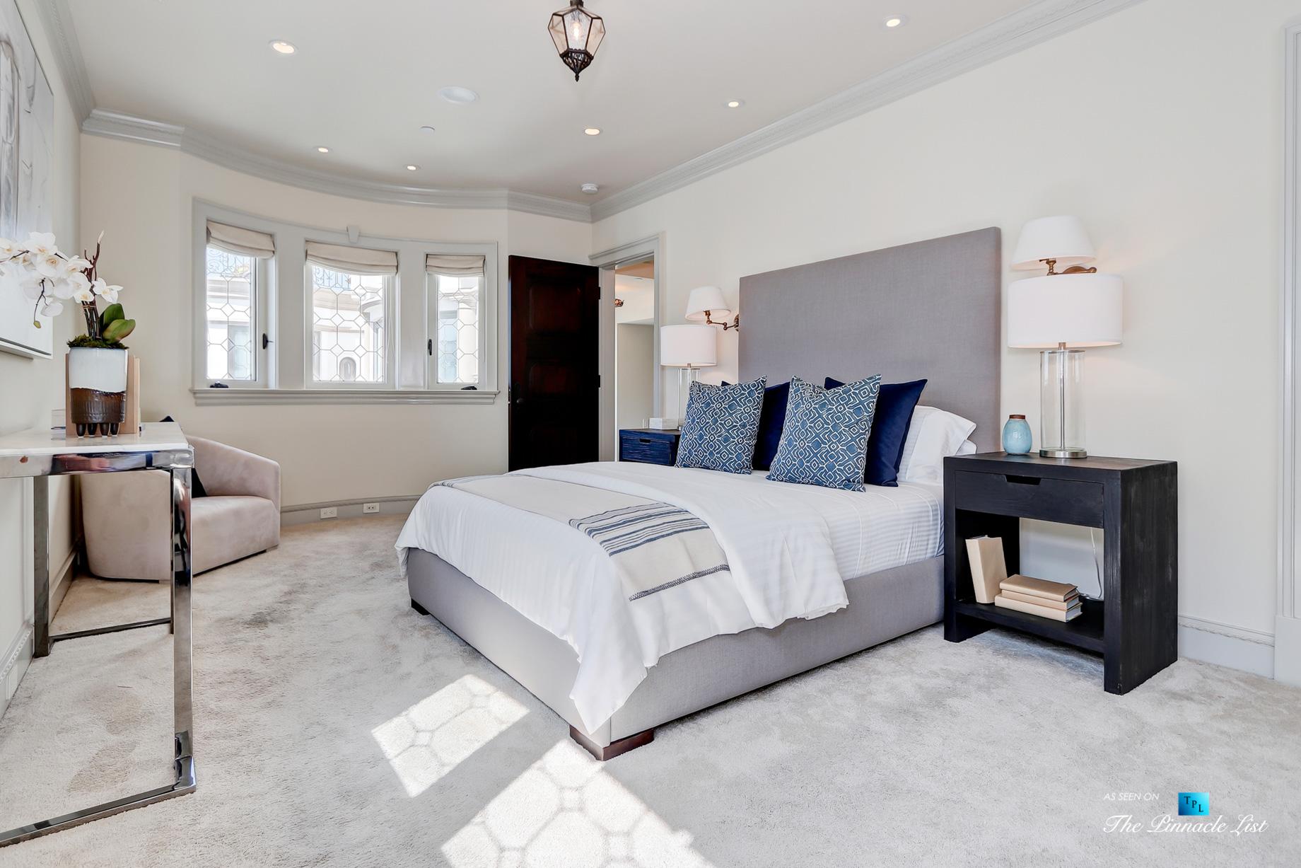 Luxury Real Estate - 2806 The Strand, Hermosa Beach, CA, USA - Bedroom