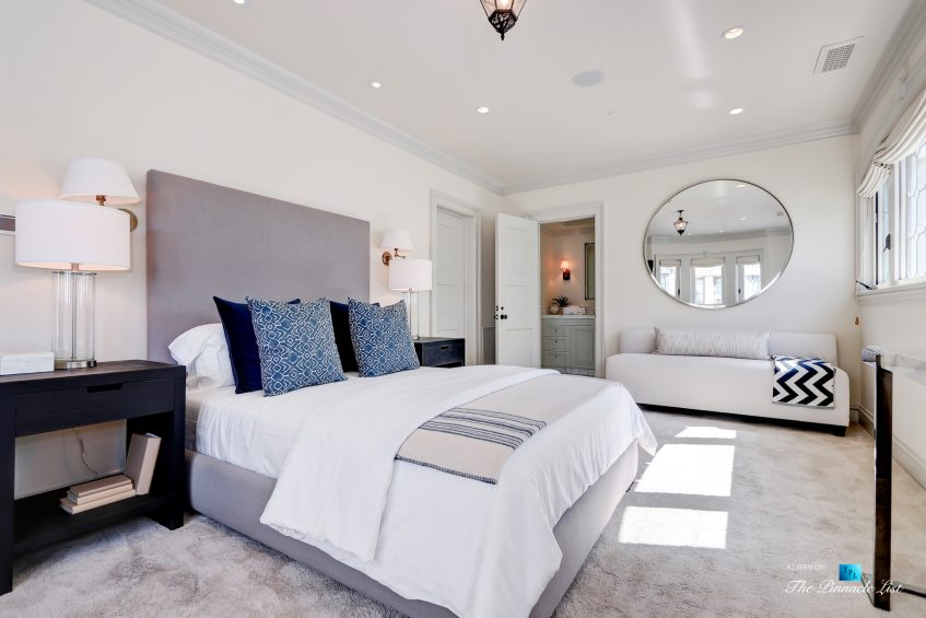 2806 The Strand, Hermosa Beach, CA, USA - Bedroom - Luxury Real Estate - Oceanfront Home