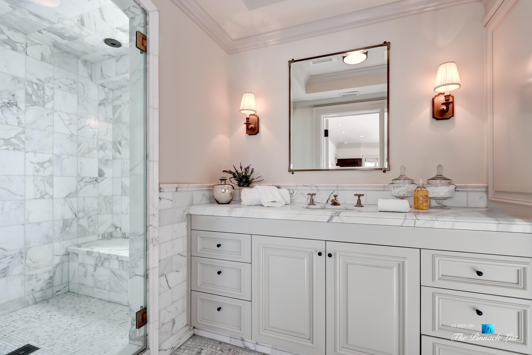2806 The Strand, Hermosa Beach, CA, USA – Bathroom – Luxury Real Estate – Oceanfront Home