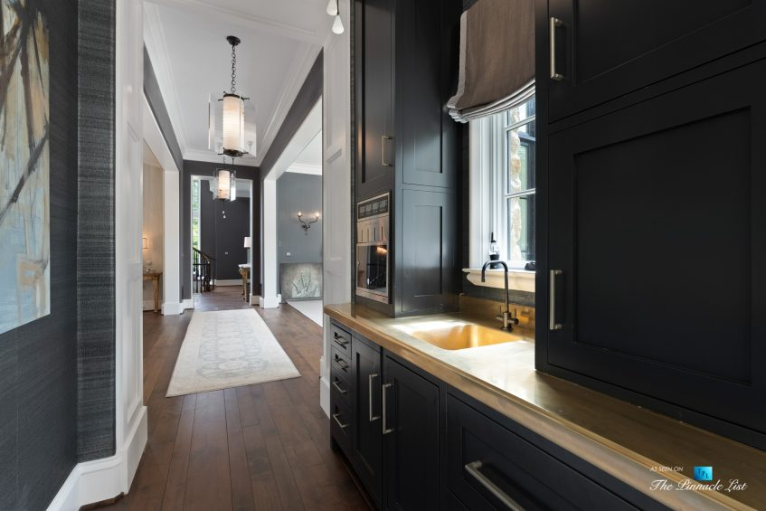 1150 W Garmon Rd, Atlanta, GA, USA - Butlers Pantry Station - Luxury Real Estate - Buckhead Estate Home