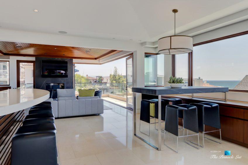 205 20th Street, Manhattan Beach, CA, USA - Kitchen - Luxury Real Estate - Ocean View Home