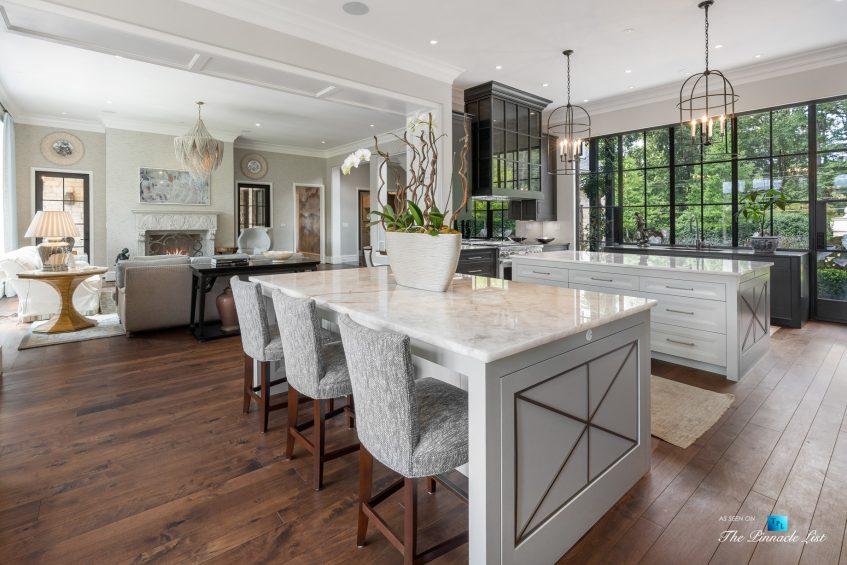1150 W Garmon Rd, Atlanta, GA, USA - Kitchen - Luxury Real Estate - Buckhead Estate Home