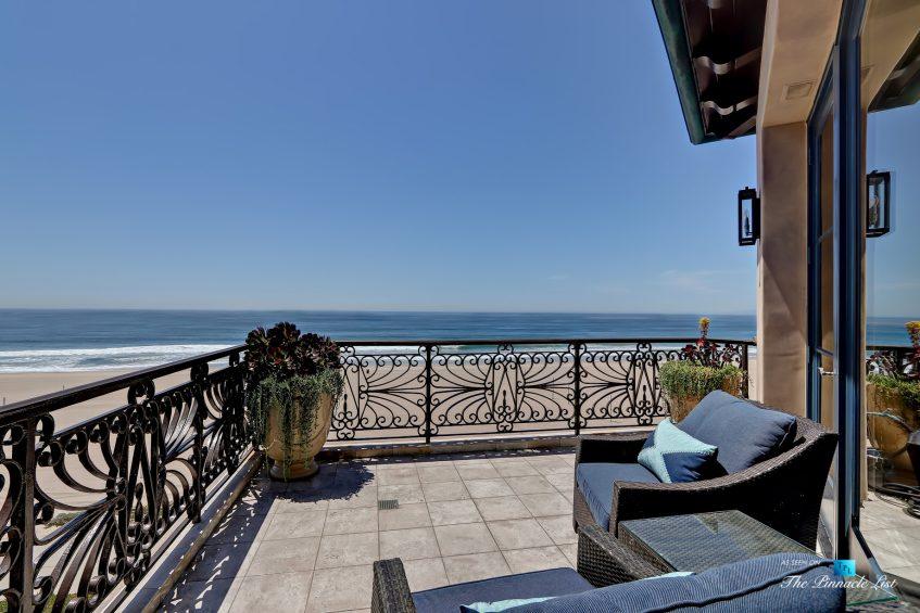Luxury Real Estate - 1920 The Strand, Manhattan Beach, CA, USA - Ocean View Deck
