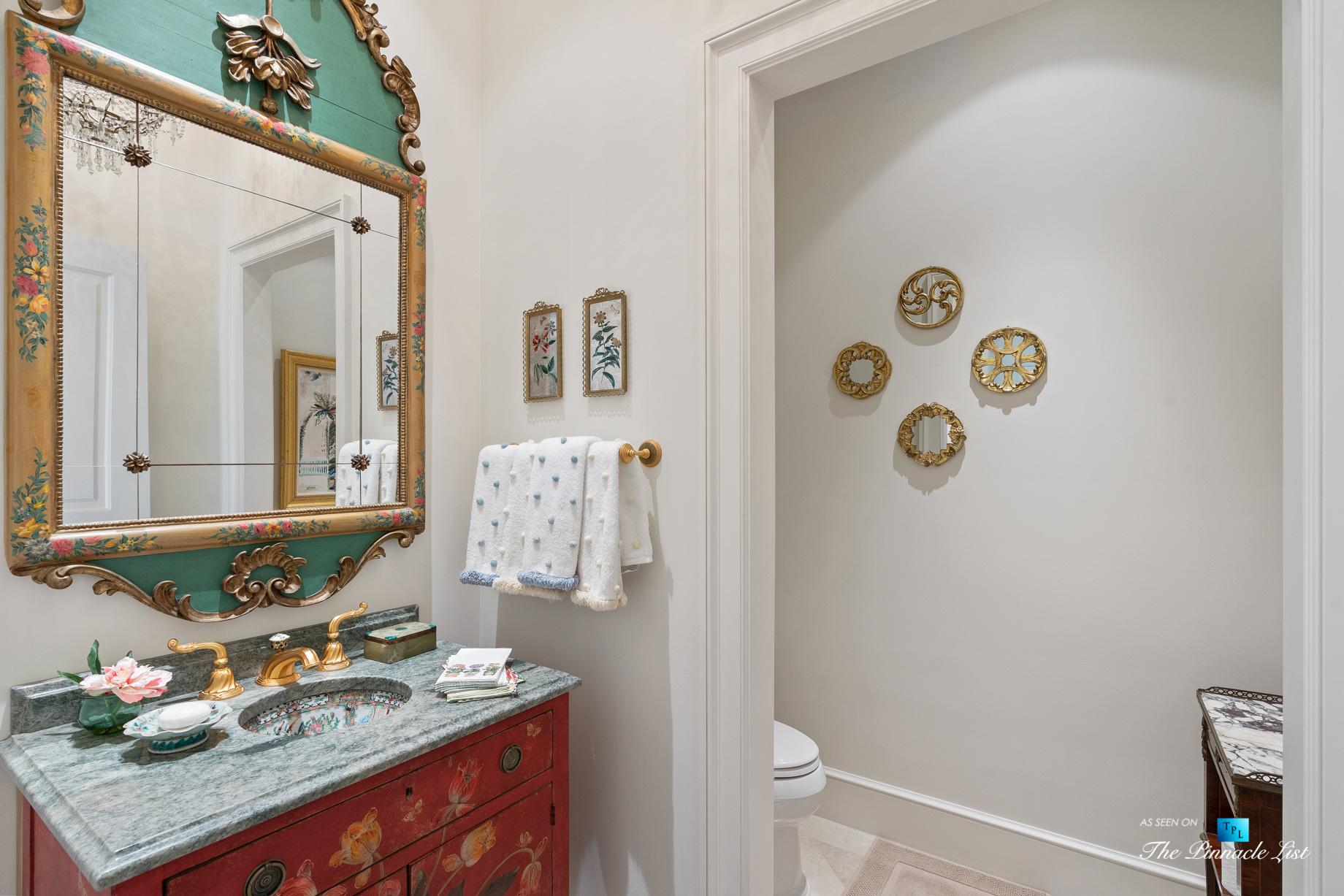 439 Blackland Rd NW, Atlanta, GA, USA - Washroom - Luxury Real Estate - Tuxedo Park Mediterranean Mansion Home