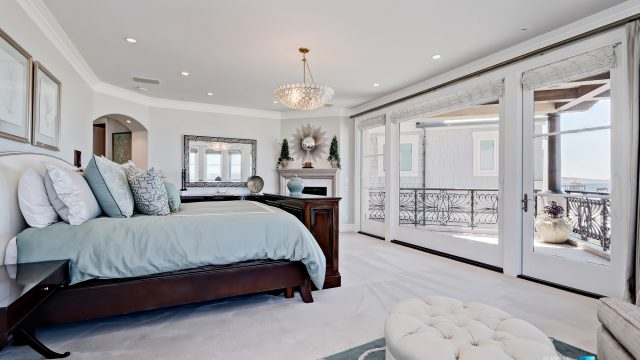 Luxury Real Estate - 1920 The Strand, Manhattan Beach, CA, USA - Master Bedroom