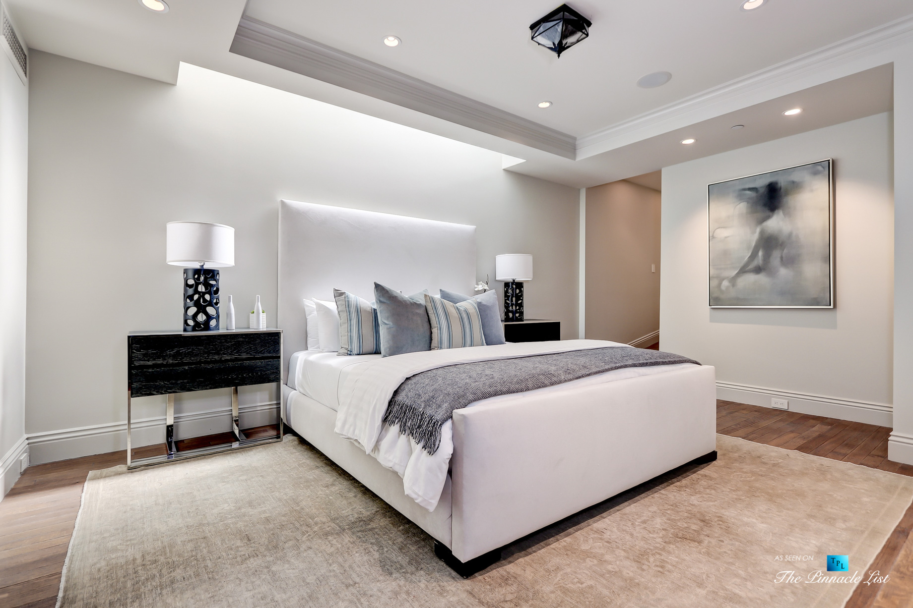 Luxury Real Estate - 2806 The Strand, Hermosa Beach, CA, USA - Bedroom