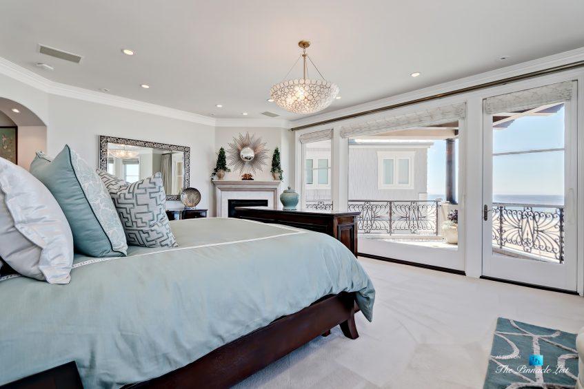 Luxury Real Estate - 1920 The Strand, Manhattan Beach, CA, USA - Master Bedroom View