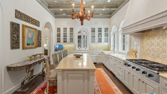 439 Blackland Rd NW, Atlanta, GA, USA - Kitchen - Luxury Real Estate - Tuxedo Park Mediterranean Mansion Home