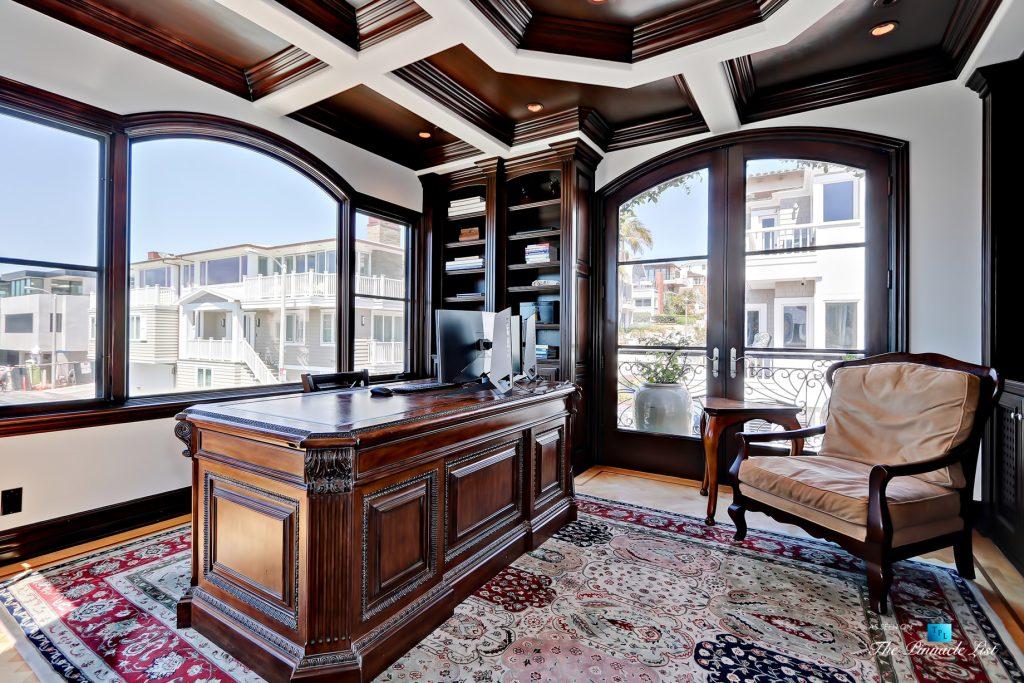 Luxury Real Estate - 1920 The Strand, Manhattan Beach, CA, USA - Office