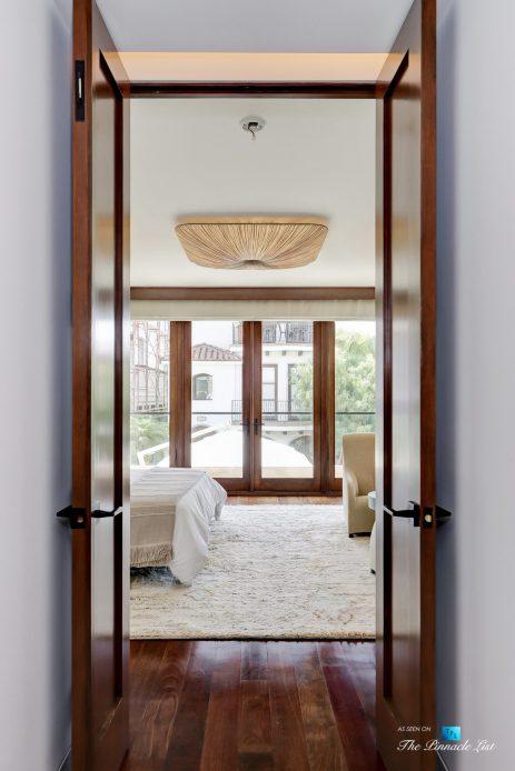 205 20th Street, Manhattan Beach, CA, USA - Master Bedroom Entrance - Luxury Real Estate - Ocean View Home