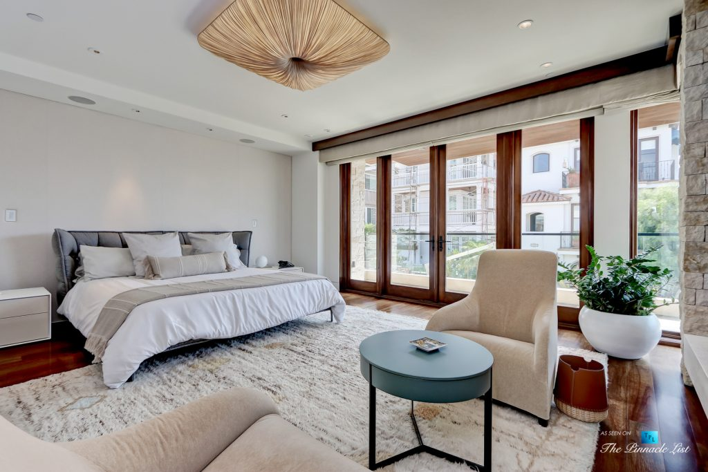 205 20th Street, Manhattan Beach, CA, USA - Master Bedroom - Luxury Real Estate - Ocean View Home