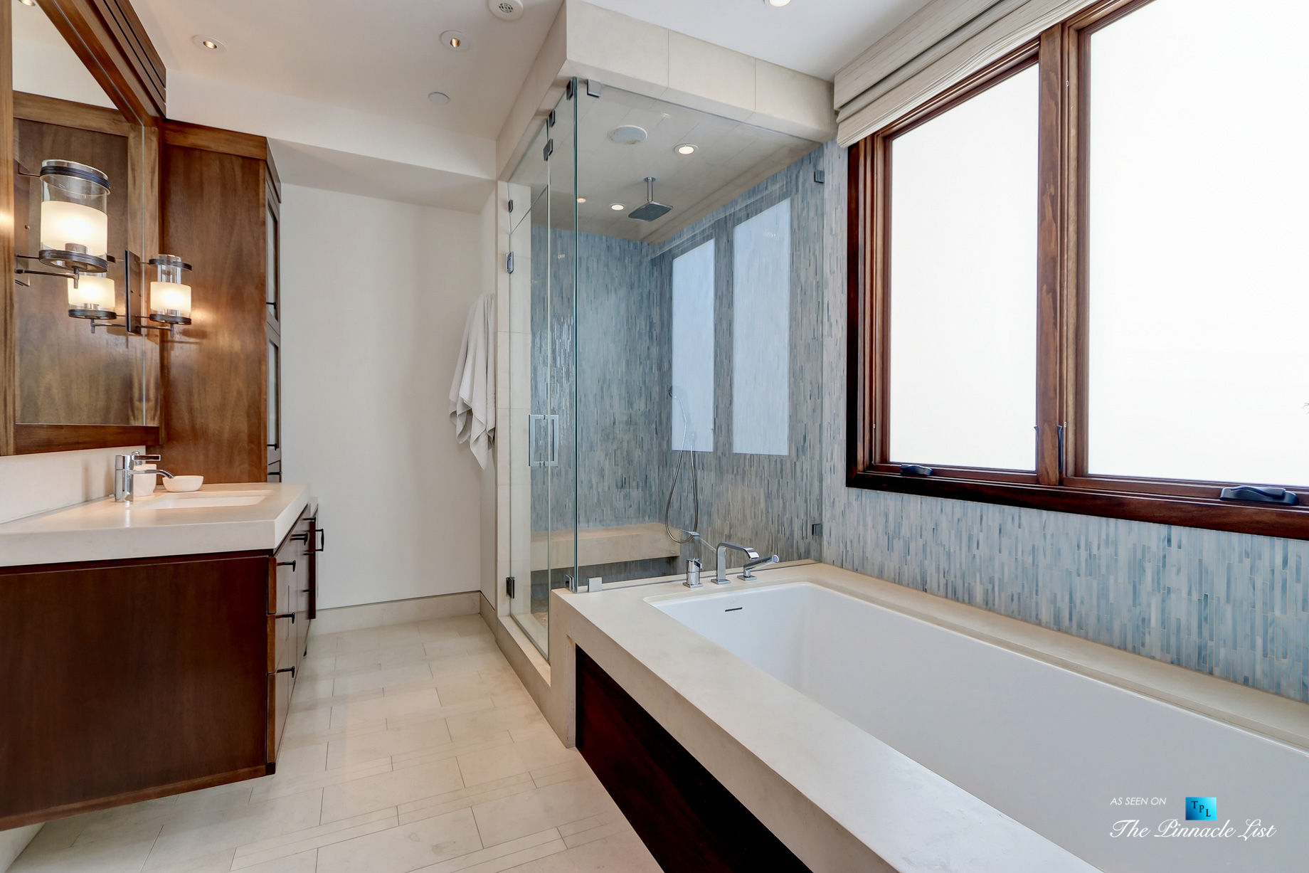 205 20th Street, Manhattan Beach, CA, USA – Master Bathroom – Luxury Real Estate – Ocean View Home
