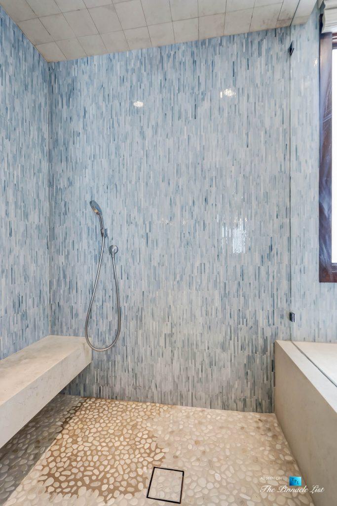 205 20th Street, Manhattan Beach, CA, USA - Master Bathroom Shower - Luxury Real Estate - Ocean View Home