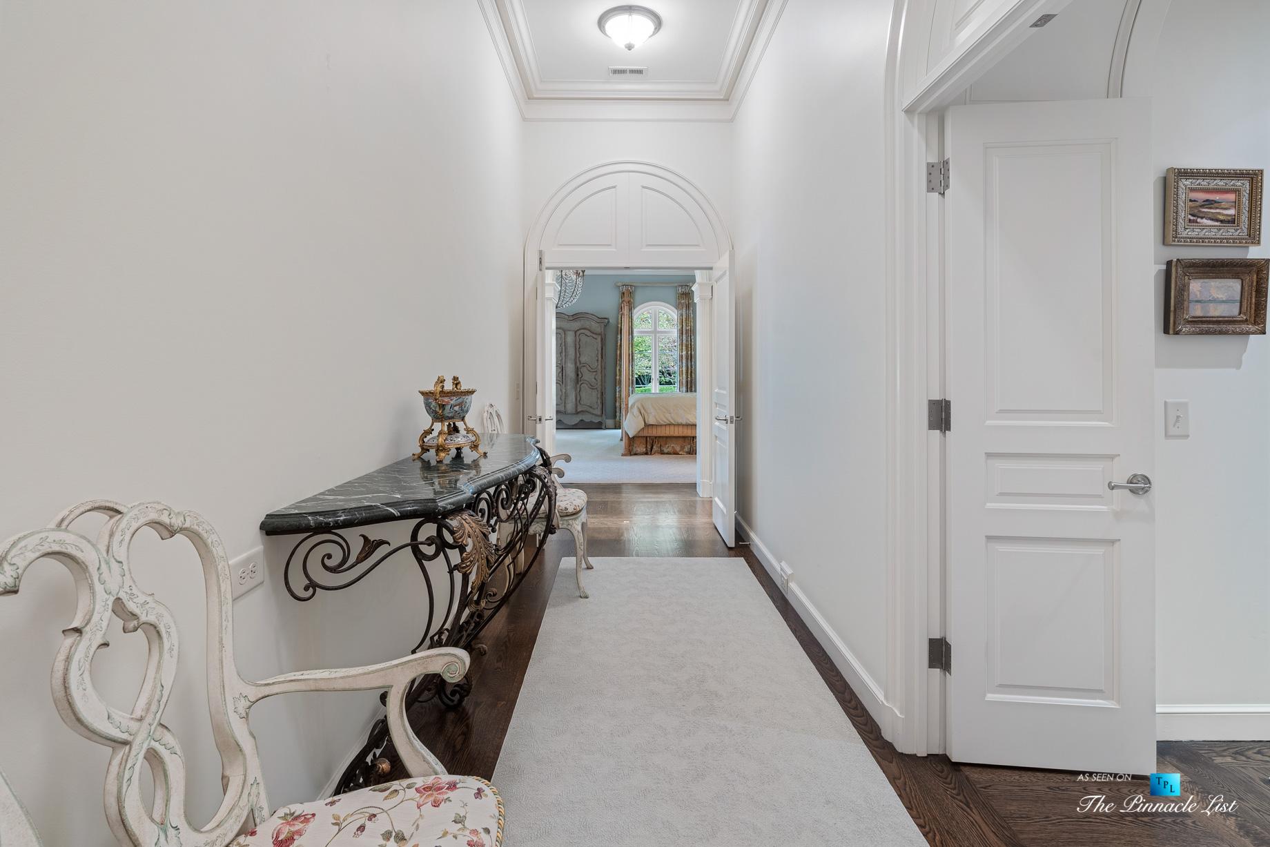 439 Blackland Rd NW, Atlanta, GA, USA - Hallway - Luxury Real Estate - Tuxedo Park Mediterranean Mansion Home