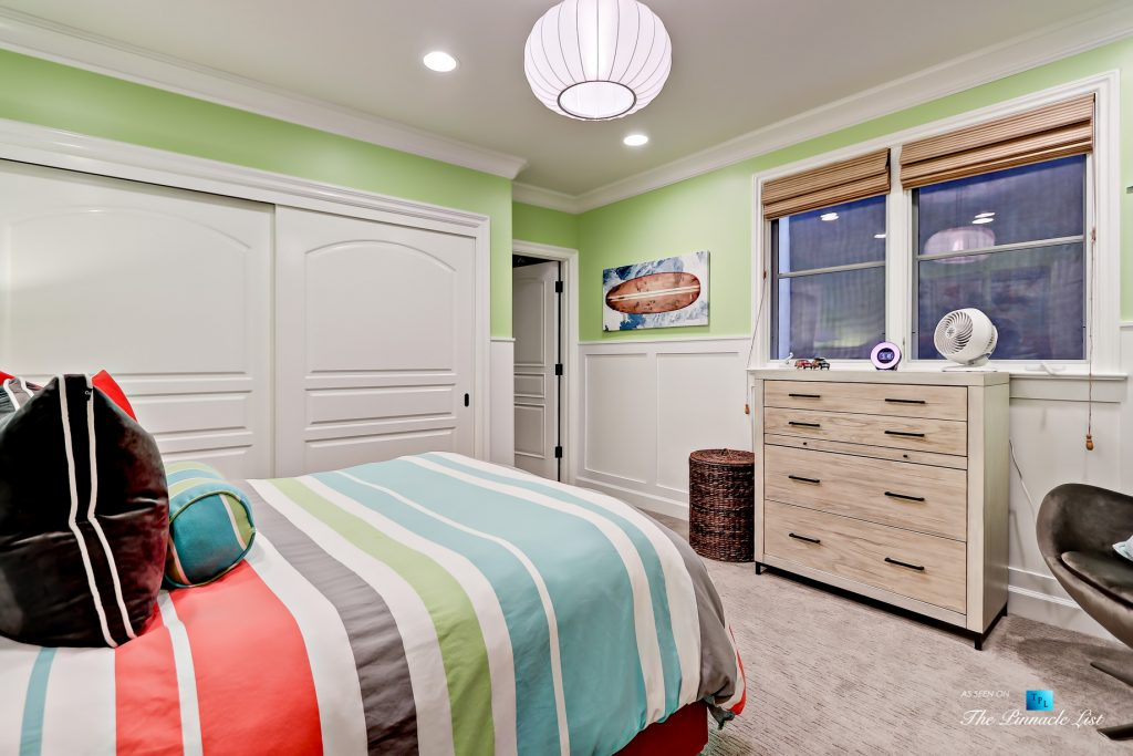 Luxury Real Estate - 1920 The Strand, Manhattan Beach, CA, USA - Bedroom