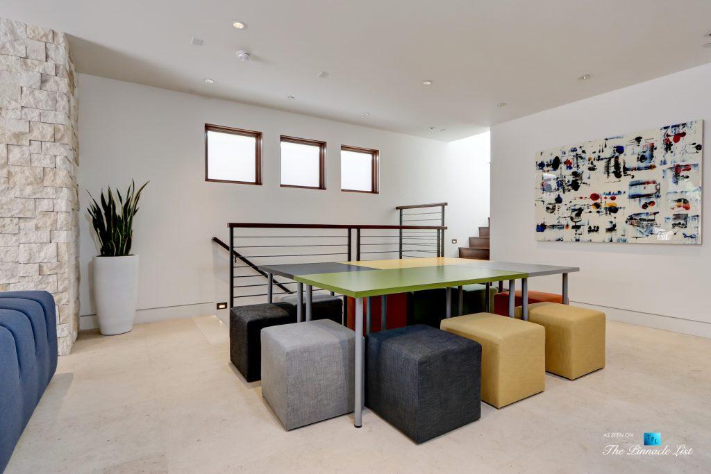 205 20th Street, Manhattan Beach, CA, USA - Recreation Room - Luxury Real Estate - Ocean View Home