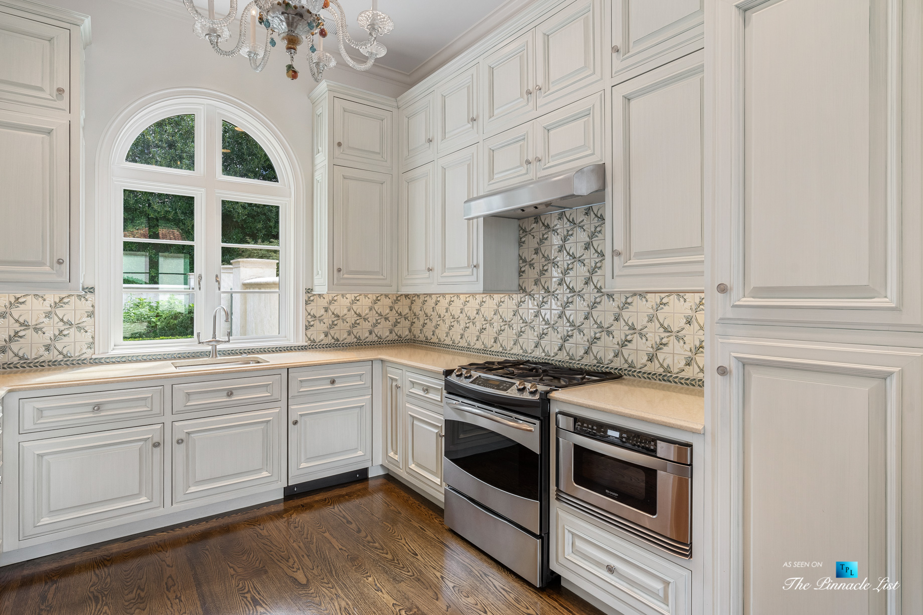 439 Blackland Rd NW, Atlanta, GA, USA - Secondary Kitchen - Luxury Real Estate - Tuxedo Park Mediterranean Mansion Home