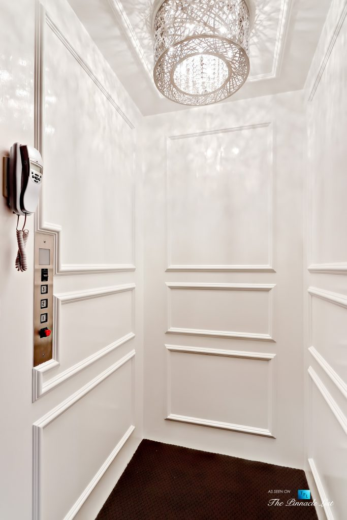 Luxury Real Estate - 1920 The Strand, Manhattan Beach, CA, USA - Elevator