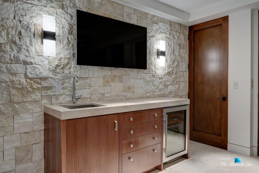205 20th Street, Manhattan Beach, CA, USA - Theatre Bar - Luxury Real Estate - Ocean View Home