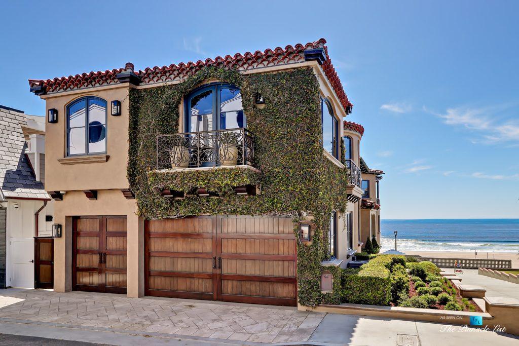 Luxury Real Estate - 1920 The Strand, Manhattan Beach, CA, USA - Garage Exterior