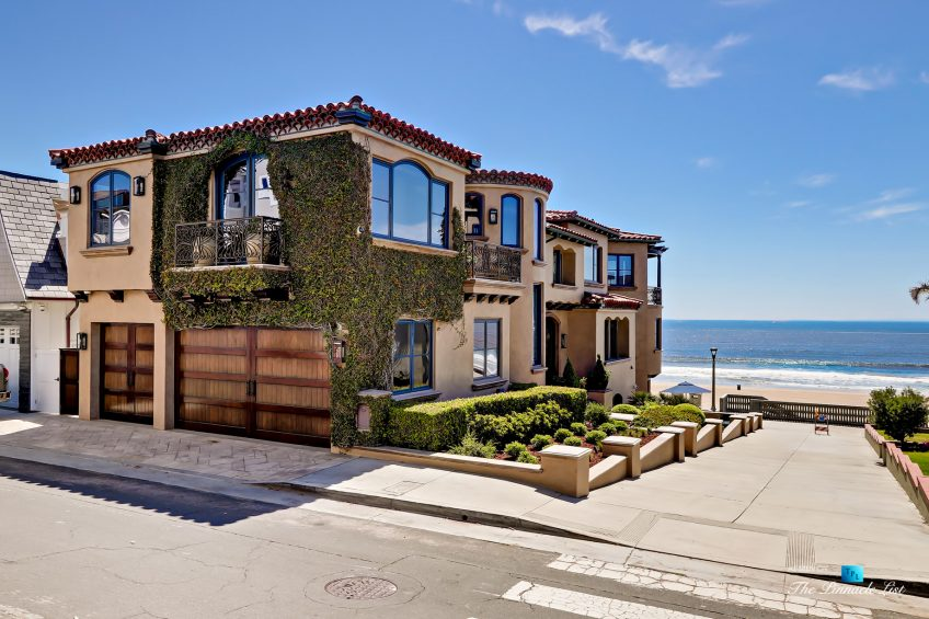 Luxury Real Estate - 1920 The Strand, Manhattan Beach, CA, USA - Rear Walkstreet