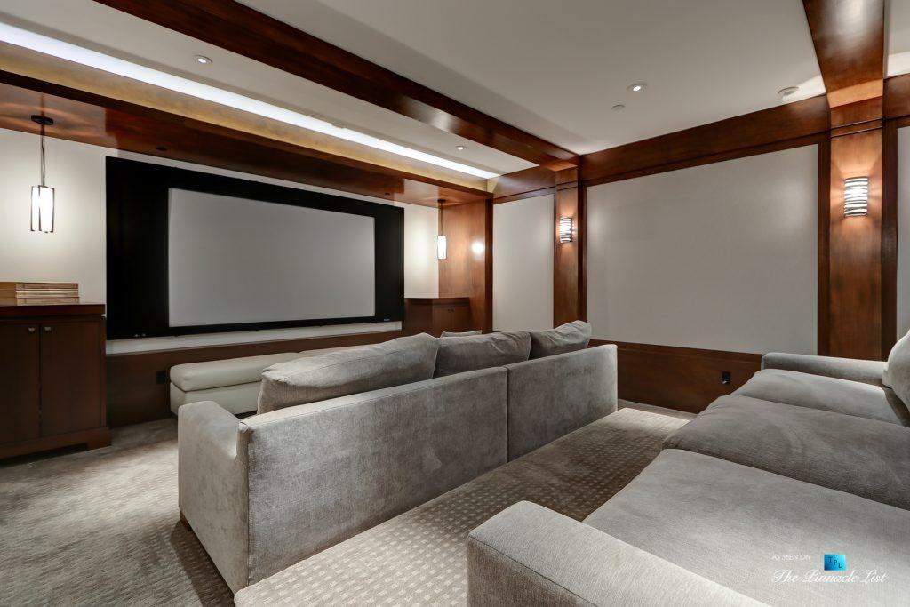 205 20th Street, Manhattan Beach, CA, USA - Theatre - Luxury Real Estate - Ocean View Home