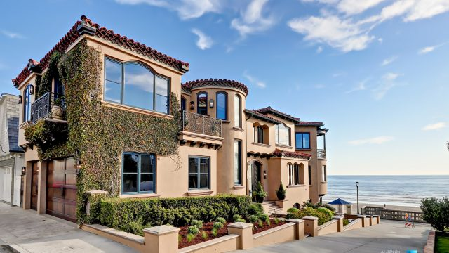 Luxury Real Estate - 1920 The Strand, Manhattan Beach, CA, USA - Front Walkstreet