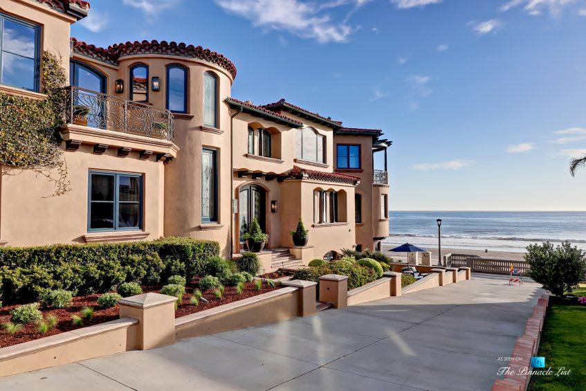 Luxury Real Estate - 1920 The Strand, Manhattan Beach, CA, USA - Front Walkstreet