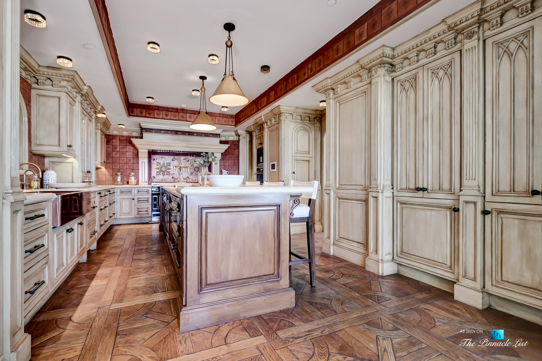 2806 The Strand, Hermosa Beach, CA, USA – Kitchen – Luxury Real Estate – Oceanfront Home