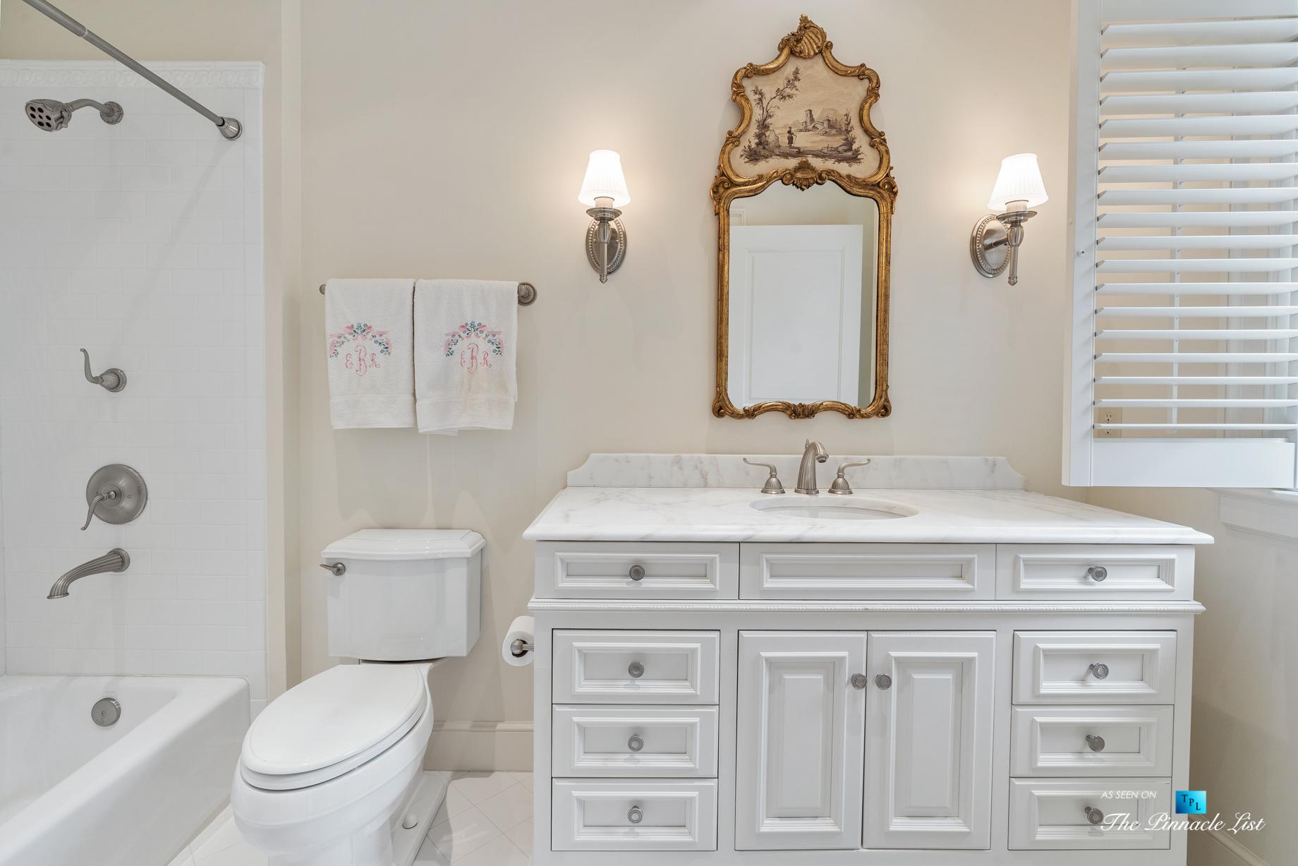 439 Blackland Rd NW, Atlanta, GA, USA - Bathroom - Luxury Real Estate - Tuxedo Park Mediterranean Mansion Home