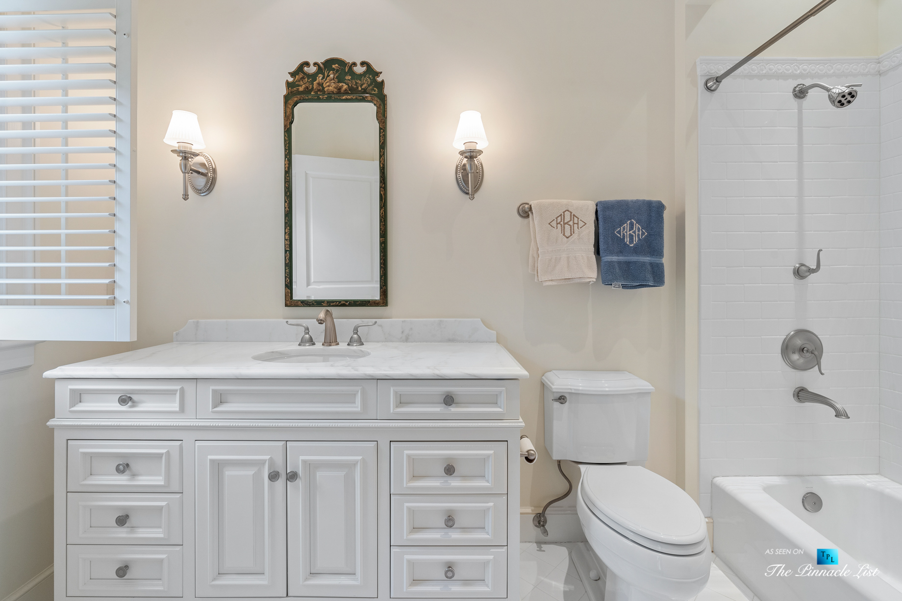 439 Blackland Rd NW, Atlanta, GA, USA – Bathroom – Luxury Real Estate – Tuxedo Park Mediterranean Mansion Home
