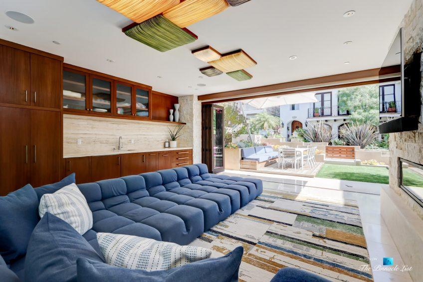205 20th Street, Manhattan Beach, CA, USA - Beach Room - Luxury Real Estate - Ocean View Home