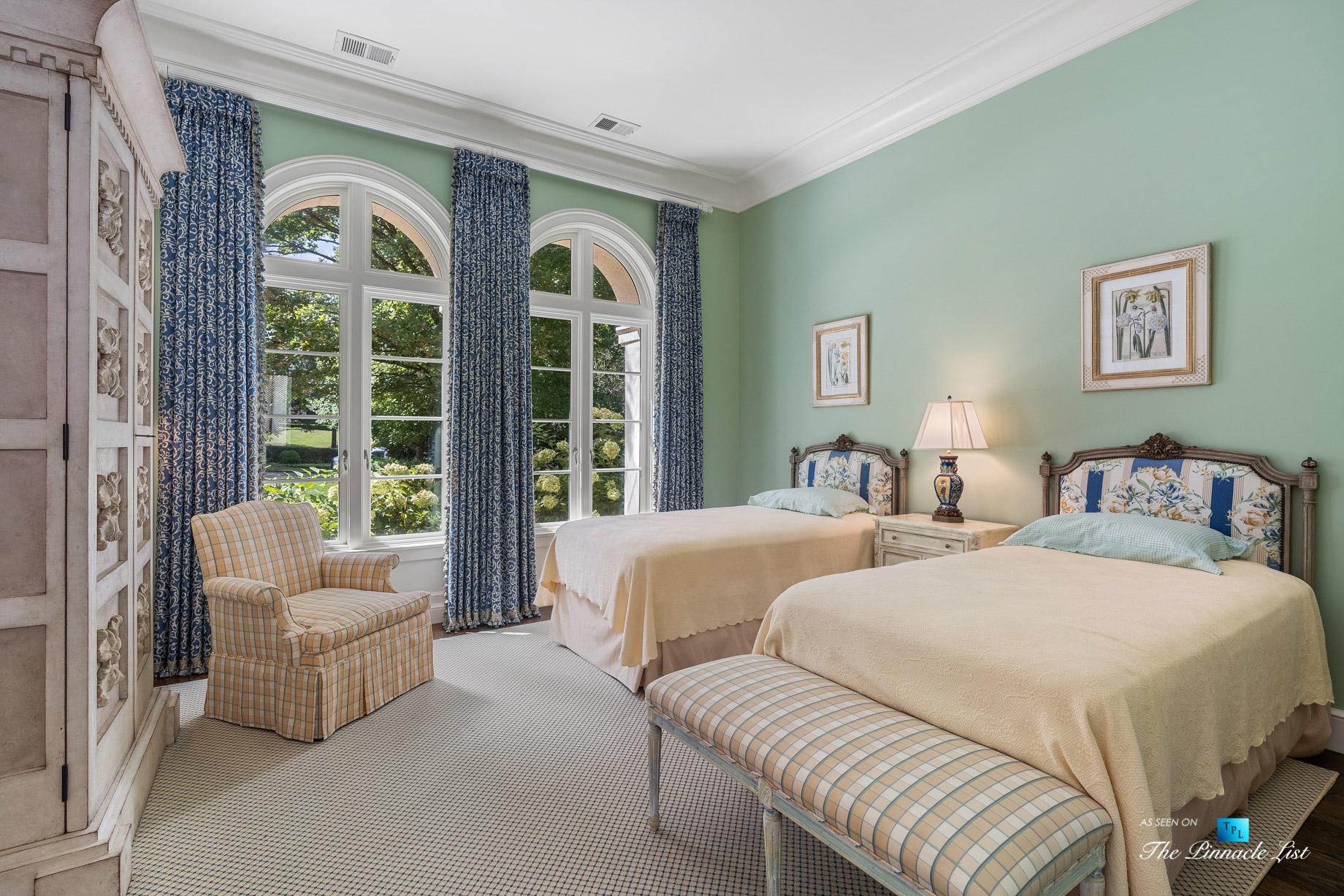 439 Blackland Rd NW, Atlanta, GA, USA - Bedroom - Luxury Real Estate - Tuxedo Park Mediterranean Mansion Home